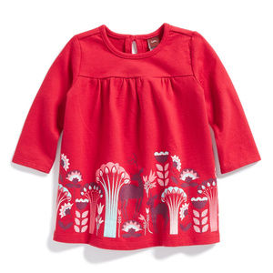 Tea Collection dress tunic 6-12 months